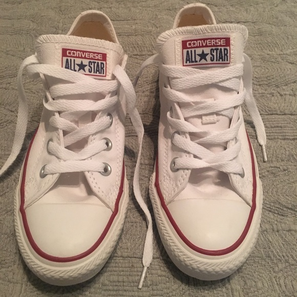 843ade10315a NWOB Converse Chuck Taylor All-Star iconic white